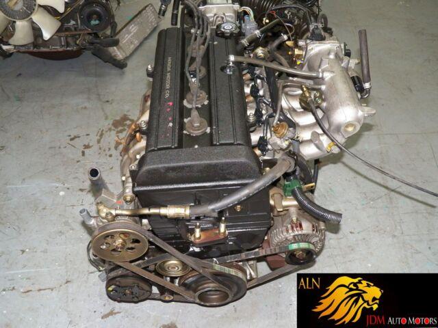 96 01 Acura Integra 1.8L DOHC Non V-tec GS LS RS OBD2 Engine JDM LS B18B