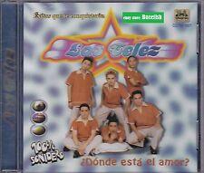 Los Telez Donde Esta El Amor CD New nuevo sealed