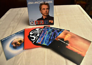 JEAN-MICHEL JARRE Original Album Classics Vol. 02 Neuwertig 5-CD-SET DigiPak POP