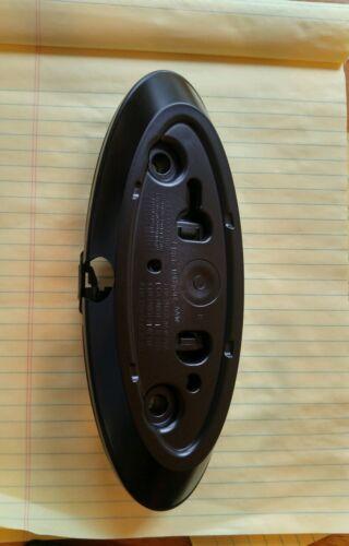 2004-14 Ford F150 rear camera emblem housing Matte Black Custom AL3Z-19H511-A