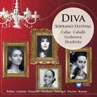 Diva: Soprano Festival von Caballe,Callas,Hendricks,Edita Gruberova (Sopran) (2012)