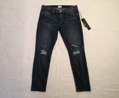 à Ankle ourlet brut Jean skinny super Krista Hudson wB76qX1aZq