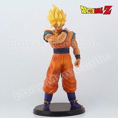 "DragonBall Z Resolution of Soldiers Goku Gokou 20cm/8"" PVC Figure NO Box"