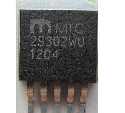 2Pcs TO-263-5 MIC29302WU Pmic Smd Transistor//Linear Voltage Regulator kn