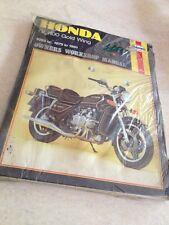 Haynes 669 Honda GL1100 GL 1100 Gold Wing 79 to 81 owners workshop manual