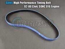 Gates High Performance Timing Belt 92-00 Civic SOHC D16Y8 D16Z6 D16