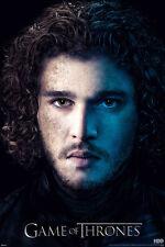 Game of Thrones Jon Snow Poster! Son of Edward Stark Winterfell Night's Watch
