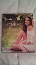 JESSICA ALBA SIGNED THE HONEST LIFE SOFT COVER BOOK