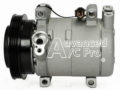 1997 1998 1999 2000 2001 Nissan Altima L4 2.4L New AC A//C Compressor Fits