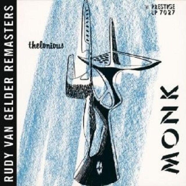 THELONIOUS MONK - TRIO (RUDY VAN GELDER REMASTER)  CD NEW+