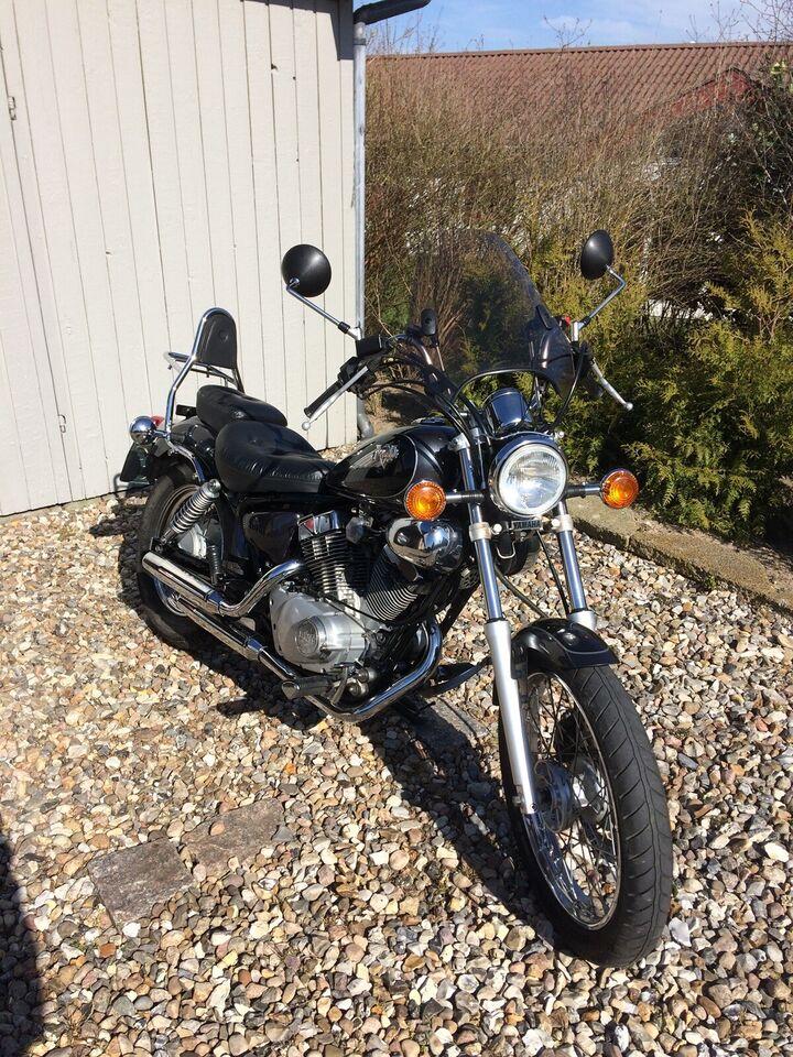 Yamaha, Virago, 250 ccm