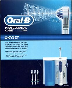 Details about out of stock Braun Oral-B Professional Care Oxyjet MD20  Electric Toothbrush