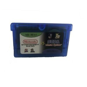 Gameboy-Advance-Multicart-Collection-GBA-Cartridge-150-NES-106-SMS-Games-in-1