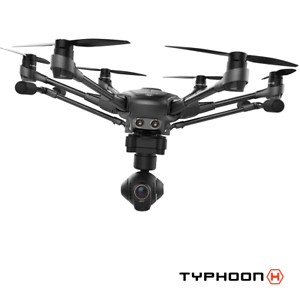 YUNEEC Typhoon H Hexacopter with GCO3+ 4K Camera and Free Backpack 100% Genuine