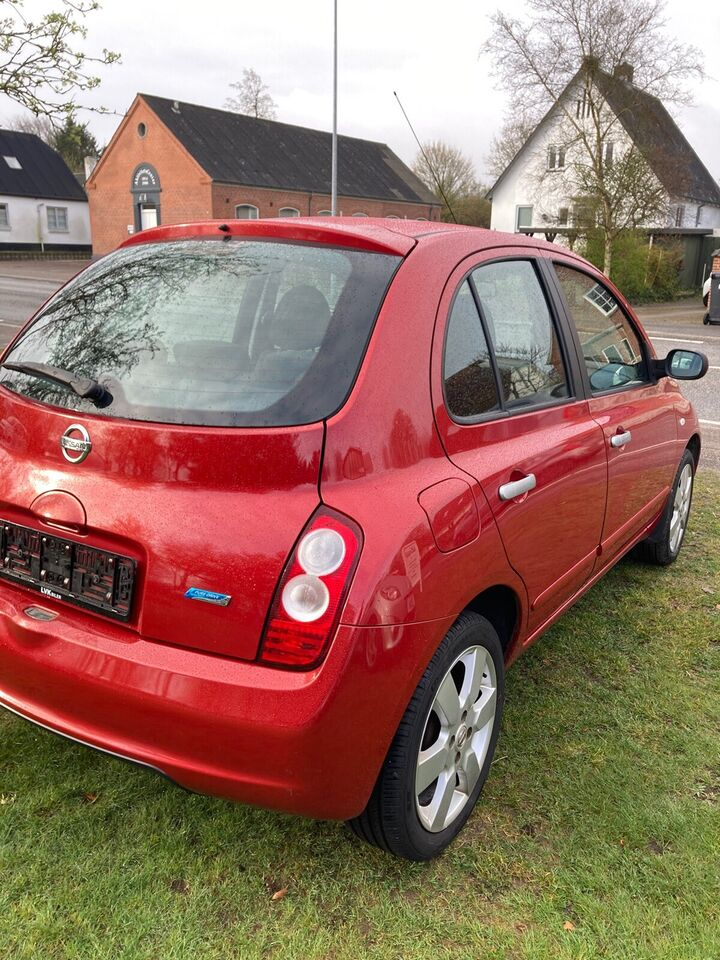 Nissan Micra, 1,2 N-Tec, Benzin