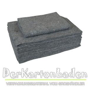 10-Moebeldecken-Umzugsdecken-150-x-200-cm-Packdecken-Lagerdecken-fuer-Umzug