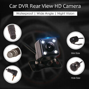 Details about Rear View Backup Reverse Parking Camera 4Pin 2 5 AV In for  Car DVR Android GPS