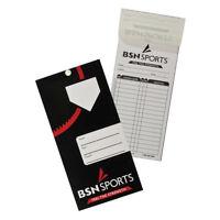Baseball/softball Line-up Card Booklet on sale