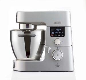 Kenwood Robot da Cucina con Funzione Cottura & Accessori Cooking ...
