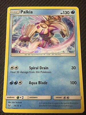 Pokemon TCG Shining Legends Palkia 24//73 Rare NM-M Holo