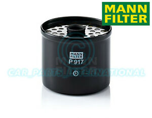 Mann Hummel OE Quality Replacement Fuel Filter P 917 x | eBayeBay