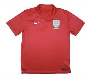 "England 2013 Authentic AWAY SHIRT"" 150 ANNIVERSARIO"" (OTTIMO) M"