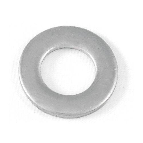 """3//8 /""""à plat rondelles-Lourds BZP-Pack de 10"""