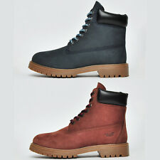 Red Tape REAL LEATHER Buckland Urban Outdoor 6 inch Authentic Boots From £21.99
