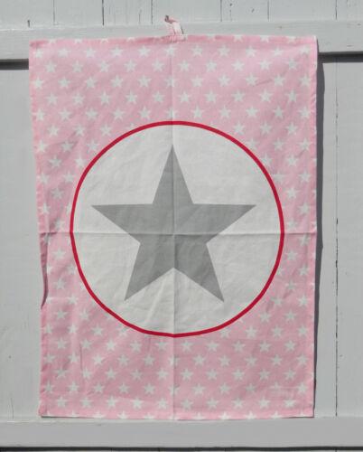 Krasilnikoff Geschirrtücher Big Star Sterne versch.Farben 100/% Baumwolle 50x70