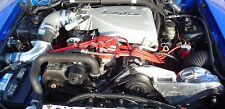 Mustang & Cobra Procharger 5.0L P1SC Supercharger HO Intercooled 8 rib Kit 86-93