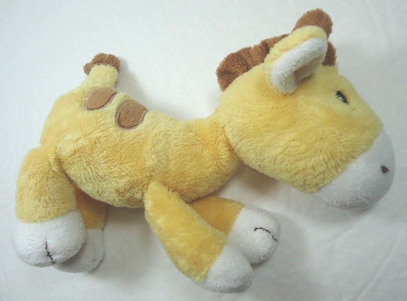 Carters Mini Giraffe Plush Gelb Braun Style 60090 2010 6