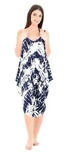 Ladies-Printed-Cami-Strappy-Baggy-Hareem-Playsuit-Women-V-Neck-Jumpsuit-UK-8-22