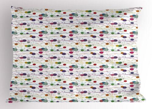 Vivid Pillow Sham Decorative Pillowcase 3 Sizes Bedroom Decoration