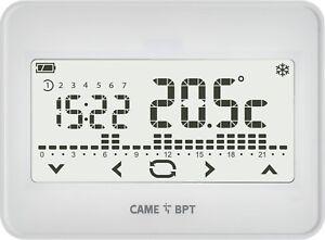 BPT TH550 WH WI FI Cronotermostato touchscreen wi-fi da parete, -.230v
