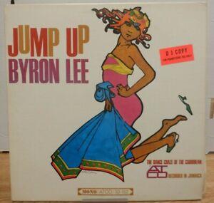 Jump Up Byron Lee Mono ATCO 33-182 PROMO 33rpm Vinyl 082120DBE