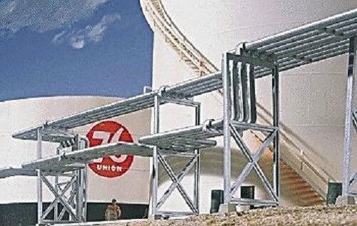 Spur H0 -- Bausatz Raffinerie Pipeline Set -- 3114 NEU