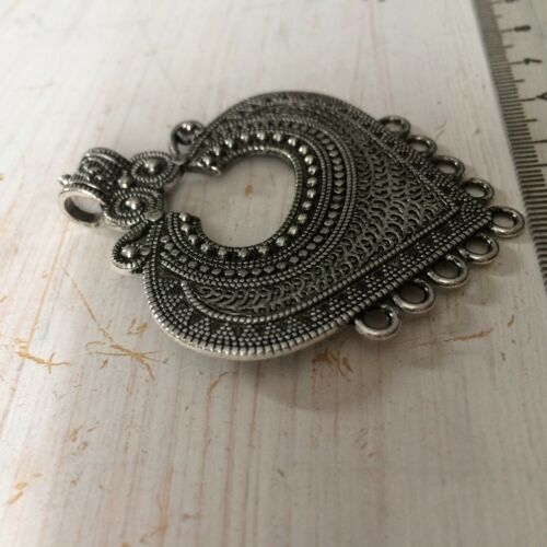 Tibetan Dangle Charm Pendant Jewellery Making X1 **UK SELLER**