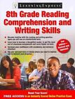 8th Grade Reading Comprehension and Writing Skills by Learning Express Llc (Paperback, 2013)