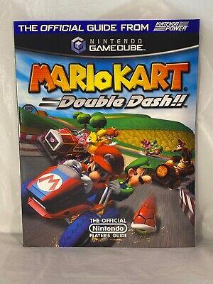 Nintendo Power Official Guide Mario Kart Double Dash Gamecube Ebay