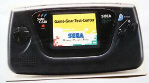 Fan-Aufkleber Sega Game Gear Test Center Handheld Console 1990 Game Console