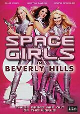 Space Girls in Beverly Hills (DVD 2009) Donna Spangler Julie Strain Tracy Dali