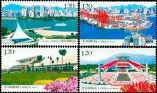 China 2008-14 Development on West Taiwan Straits Stamp Set MNH