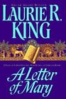 Mary Russell Mystery: A Letter of Mary Vol. 3 by Laurie R. King (1996, Hardcover, Large Type)