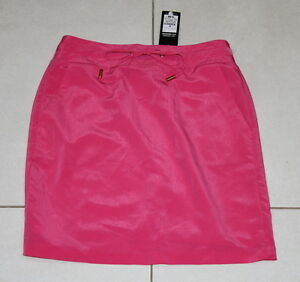 NWT-Womens-size-8-hot-pink-short-skirt-made-by-HOT-OPTIONS-Target