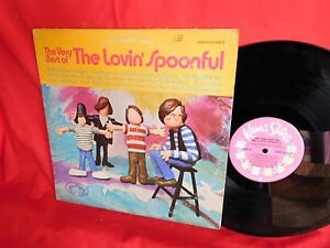 THE-LOVIN-039-SPOONFUL-the-very-best-of-LP-USA-1970-EX-039