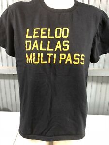 0e1c7a55 Image is loading Fifth-Element-Leeloo-Dallas-Multipass-Mens-Large-T-