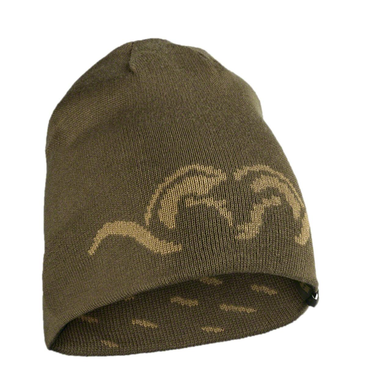 Blaser Turn Knitted Cap Argali ² - Green Khaki - 115015-028-554