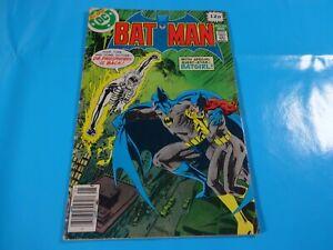 Batman-311-dr-phosphorous-batgirl-issue-DC-Comic-book-Bronze-1st-print