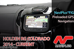 Holden-RG-Colorado-MyLink-GPS-Navigation-Add-on-SAT-NAV-for-2014-2015