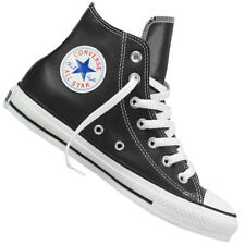 2d7b8ad3b928 Converse Chuck Taylor all Star Hi Men s Leather Shoes Trainers Hi-Top Shoes